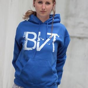 Hoodie BVT Classic Blau