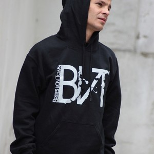 Hoodie BVT Classic Schwarz