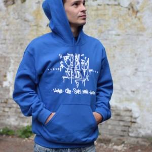 Hoodie BvT 2014 Blau