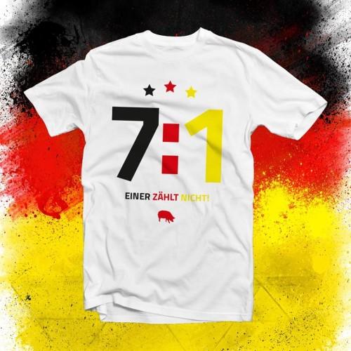 T-Shirt WM 2014