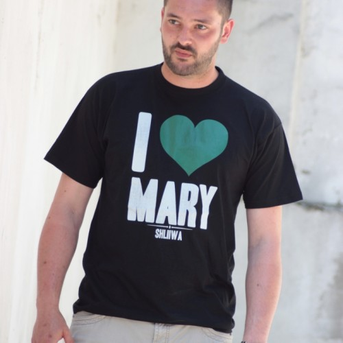 T-Shirt I love Mary 1