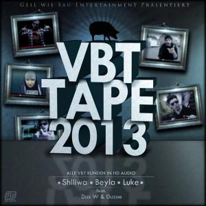 VBT Tape 2013 Cover